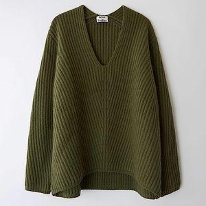 Acne Studios Deborah V-Neck Sweater
